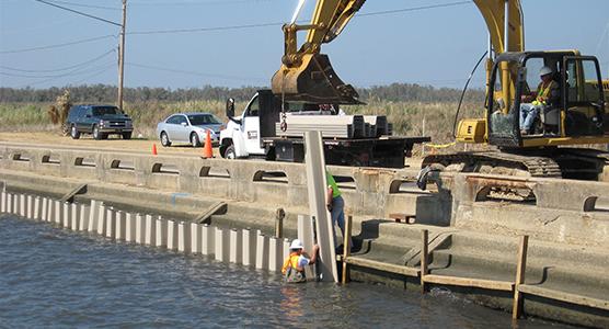 Muros de Tablestaca - Sistemas de retención para excavaciones profundas