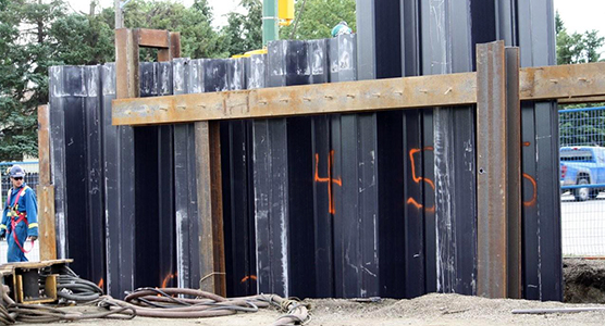 Concreto y Bentonita Reemplazan Tablestaca En Excavaciones Profundas
